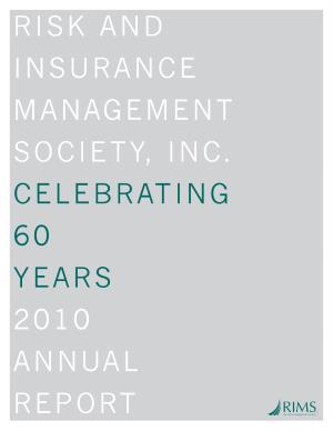 RIMS_Annual_Report_2010