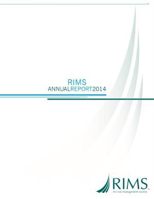 RIMS_Annual_Report_2014