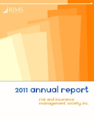 RIMS_Annual_Report_2011