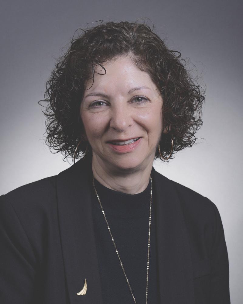 RIMS President Ellen Dunkin